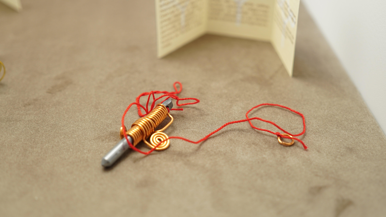 Dowsing pendulum - Selet